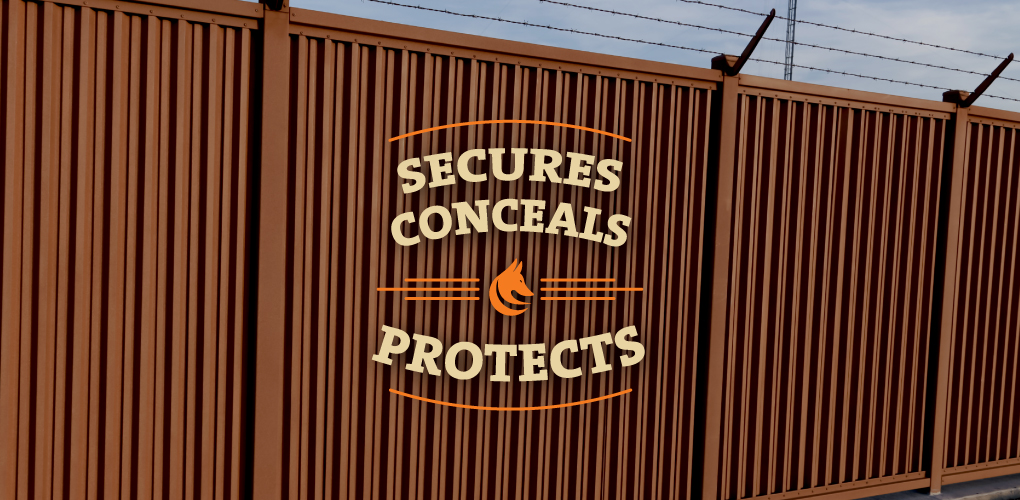 Durable Security Fence