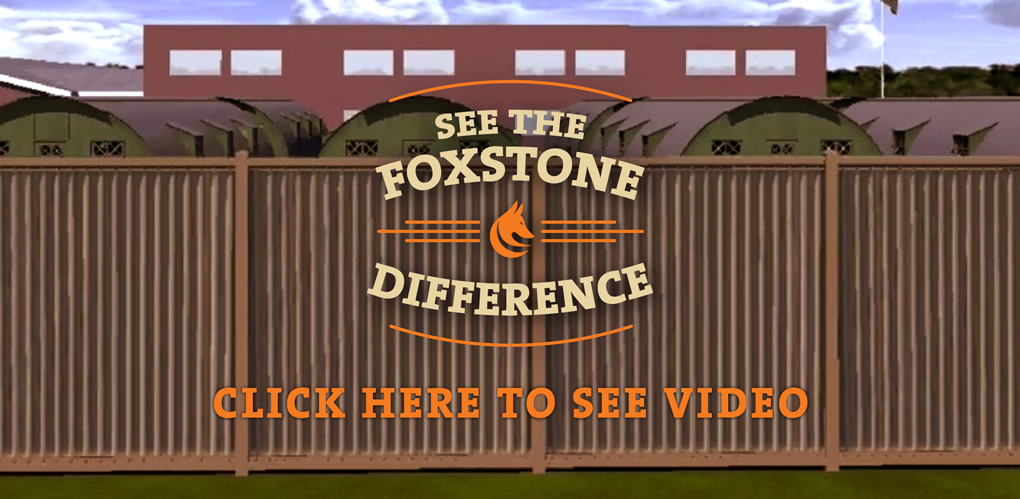 foxstone security fence